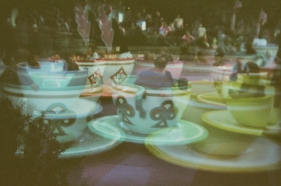 Mad Tea Party, October 2016
